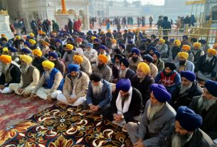 bhog at golden temple