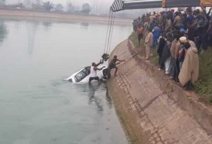 3 youngster died as car falls in bhakra canal