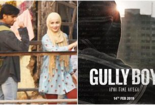 Ranveer Alia in Gully Boy