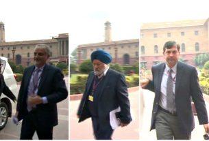 punjab officers dgp dinkar gupta met home minister about kartarpur corridoor