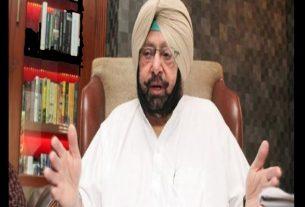 Captain Amrinder Singh wants action against Pakistan