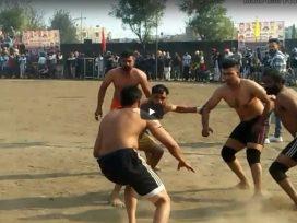 Kabaddi Cup 2019 Pind Thakkarwal
