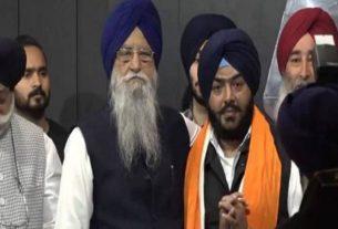 Babbi Badal joined sad taksali