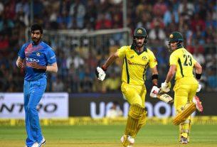 India vs Australia 4th odi in mohali