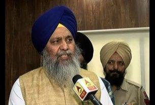 SGPC Chief Gobind Singh Longowal