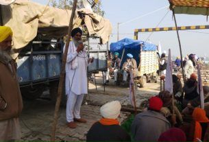 farmer protest day 3