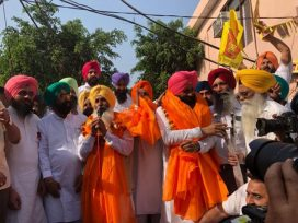 simarjeet bains to contest lok sabha election from ludhiana