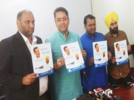 aap punjab released manifesto for punjab