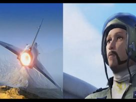 iaf game on wing commander abhinandan