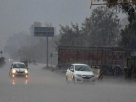 Rain In Punjab And Hariana