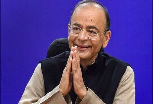 arun jaitley admitted to aiims