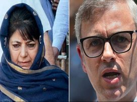 mehbooba mufti and omar abdullah arrested