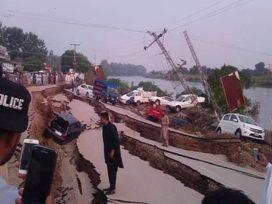 earthquake in pakistan 24 september 2019