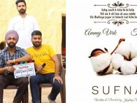 ammy-virk-sufna-shoot-start