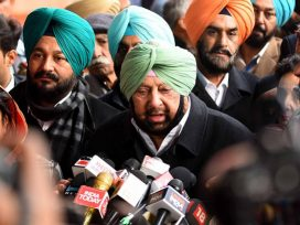 captain-amarinder-singh-marched-against-caa-protest-in-ludhiana