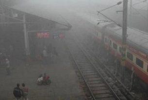 many-trains-delayed-due-to-fog-ludhiana