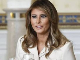 melania-trump-and-donald-trump-tweet-on-india-visit-narendra-modi