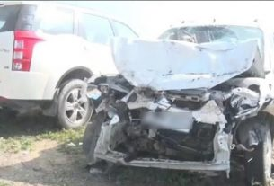2-family-members-deid-in-road-accident-bathinda