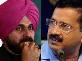 kejriwal-tweet-sidhu-has-to-be-the-cm-of-punjab