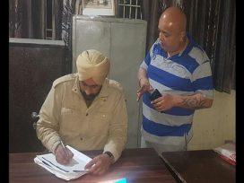 ludhiana-crime-attack-on-shiv-sena-leader-amit-arora-house