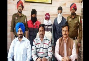 ludhiana-stf-police-arrested-3-persons-with-heroin