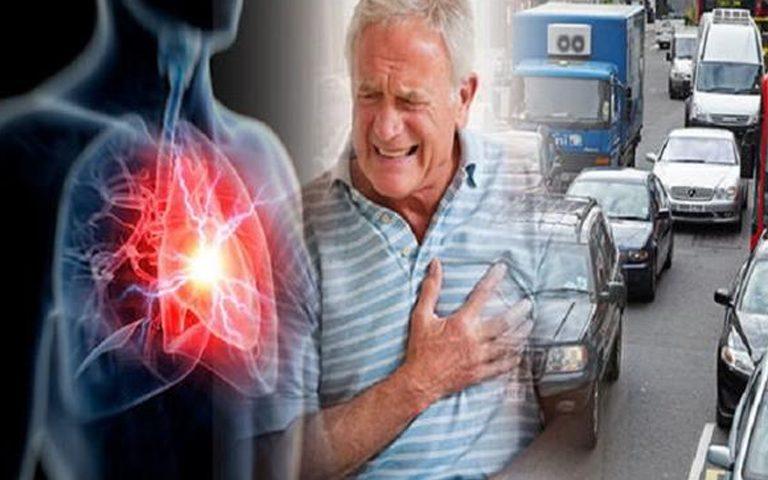 Health Alert: ਹਵਾ ਪ੍ਰਦੂਸ਼ਣ ਨੇ ਕਾਰਨ ਵੱਧ ਰਿਹਾ ਹੈ Heart Attack ਦਾ ਖ਼ਤਰਾ, ਬਚਾਅ ਲਈ ਅਪਣਾਓ ਇਹ ਤਰੀਕੇ