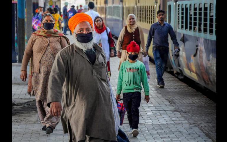 Corona Virus Positive Patients in Punjab