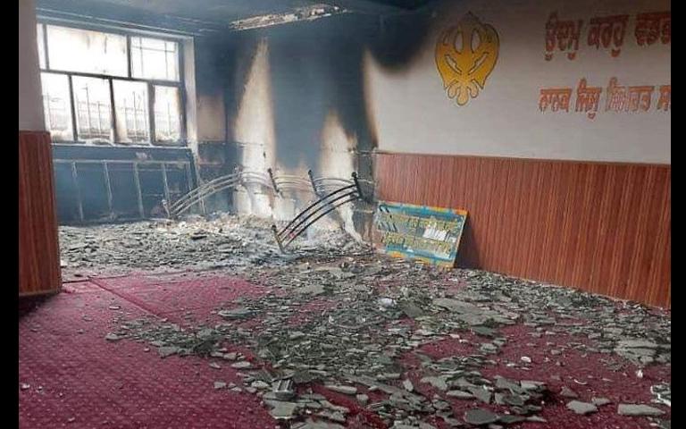2 People from Ludhiana Died in Kabul Gurudwara Blast