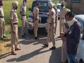 1 Positive case in Ludhiana came from Tablighi Jamaat