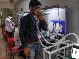 India invents Ventilator Costs is less than 10 thousand