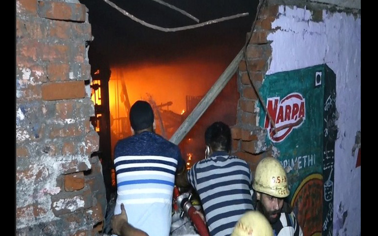 amritsar-garment-factory-fire-news