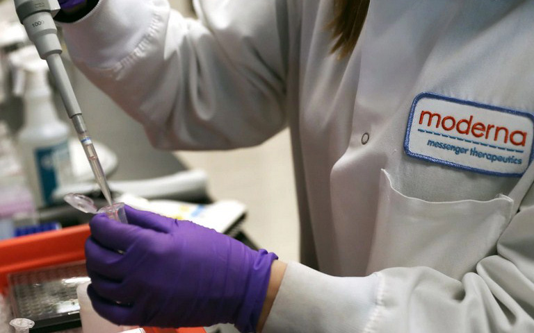 successful-human-trial-of-corona-vaccine-mrna