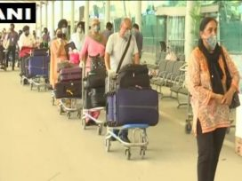 flight to take off from amritsar airport carry 380 britishers