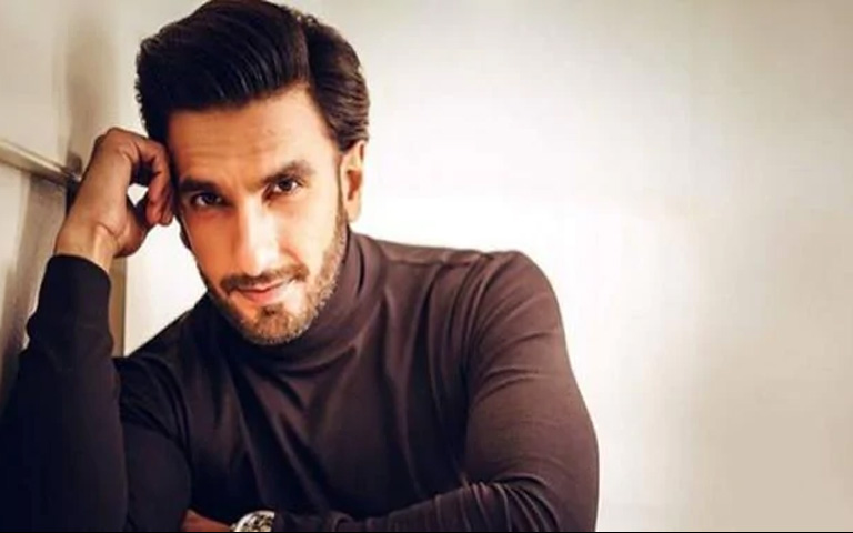 Ranveer Singh shares his latest body transformation pic