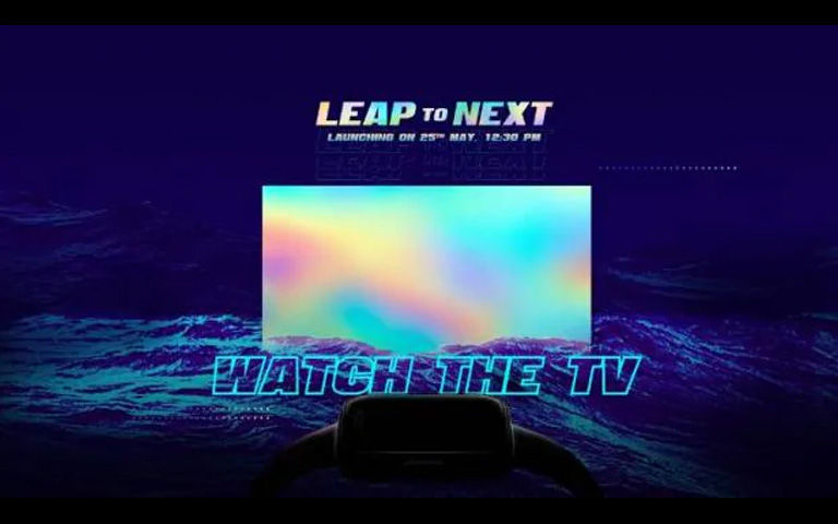 Realme Tv and Watch will Launch in India on 25 may