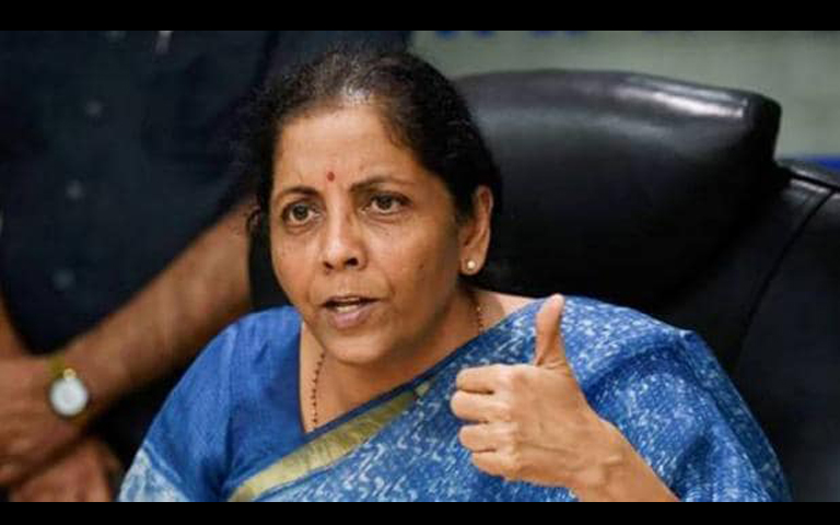 Nirmala Sitharaman announcement of relief package