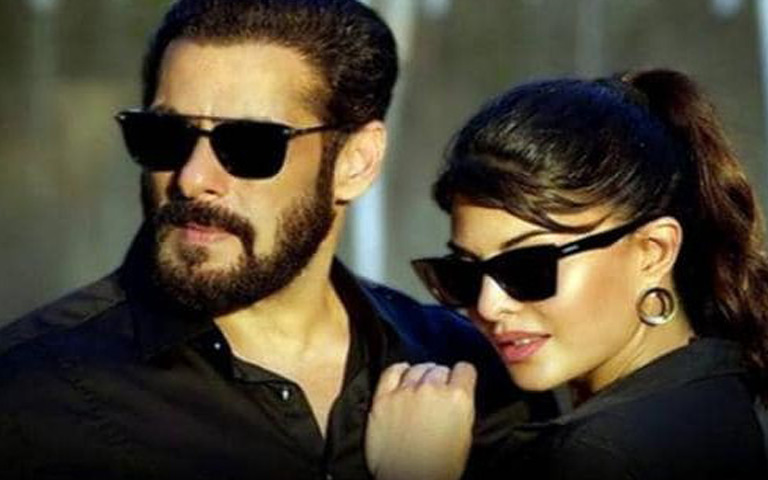 Salman Khan and Jacqueline song Tere Bina Released