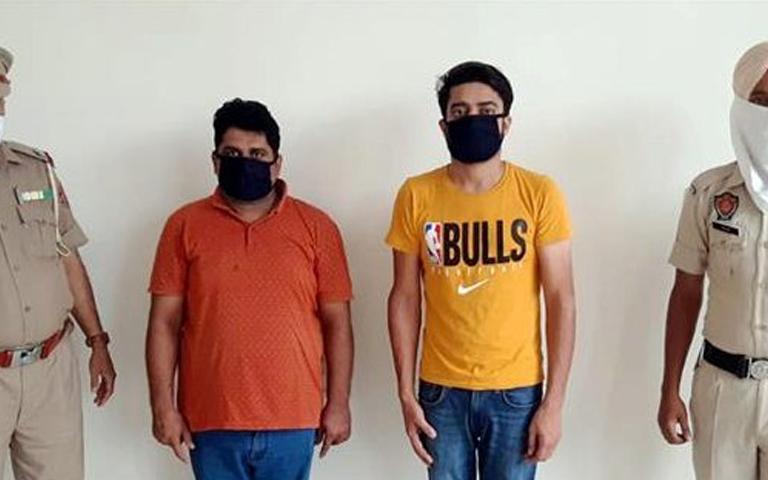 3-crore-heroin-arrested-in-ludhiana