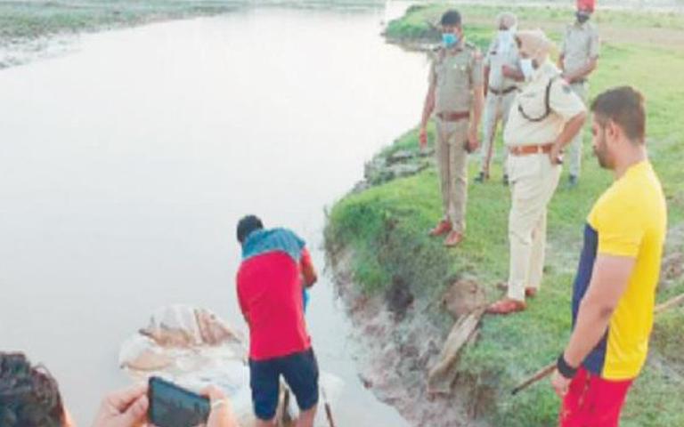 Jalandhar Liquor News: ਸ਼ਾਹਕੋਟ ਪੁਲਿਸ ਨੇ ਸਤਲੁਜ ਦਰਿਆ ਵਿੱਚੋਂ ਬਰਾਮਦ ਕੀਤੀ 3500 ਲੀਟਰ ਲਾਹਣ