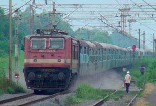 indian raillway