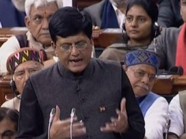 piyush goyal in budget 2019