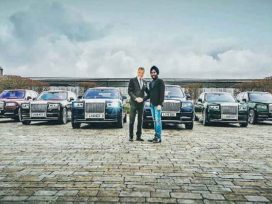 sikh man bought 20 rolls royce in london