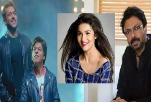 Alia to star with Salman Shahrukh in bhansalis next