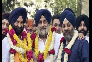 Manjinder Sirsa elected as president of dsgmc