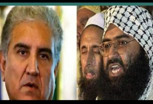 Mehmood Qureshi defends masood
