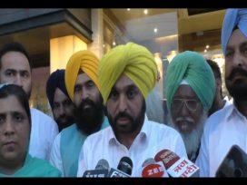 aap announce loksabha candidates for jalandhar gurdaspur and fatehgarh