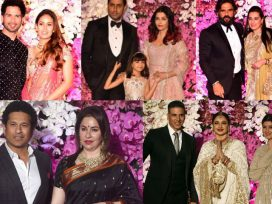 bollywood celebs at akash ambani wedding reception
