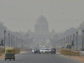 most polluted capital delhi