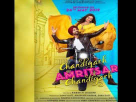 Chandigarh Amritsar Chandigarh Poster