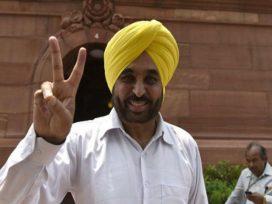 Bhagwant Mann Wins From Sangrur Lok Sabha Elections